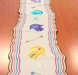 Table Runner 30x210cm